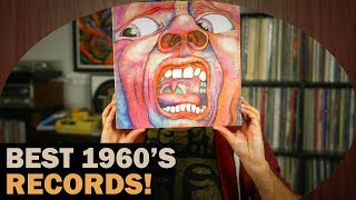 Best Vinyl Records from the 1960s