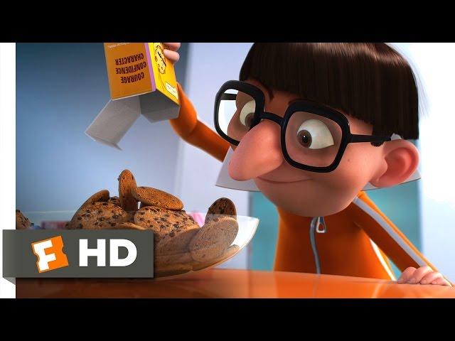Despicable Me: CookieBot (Deep Listening Comprehension)