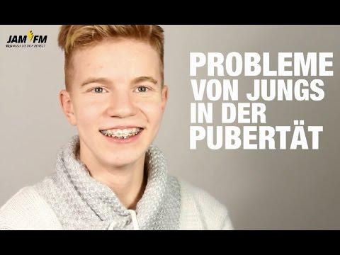 pubertät probleme
