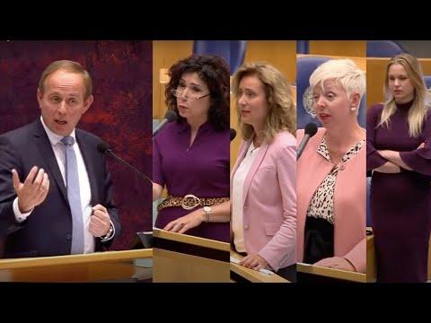 Van Der Staaij (SGP) In Debat Met De Kamer Over Nashvilleverklaring