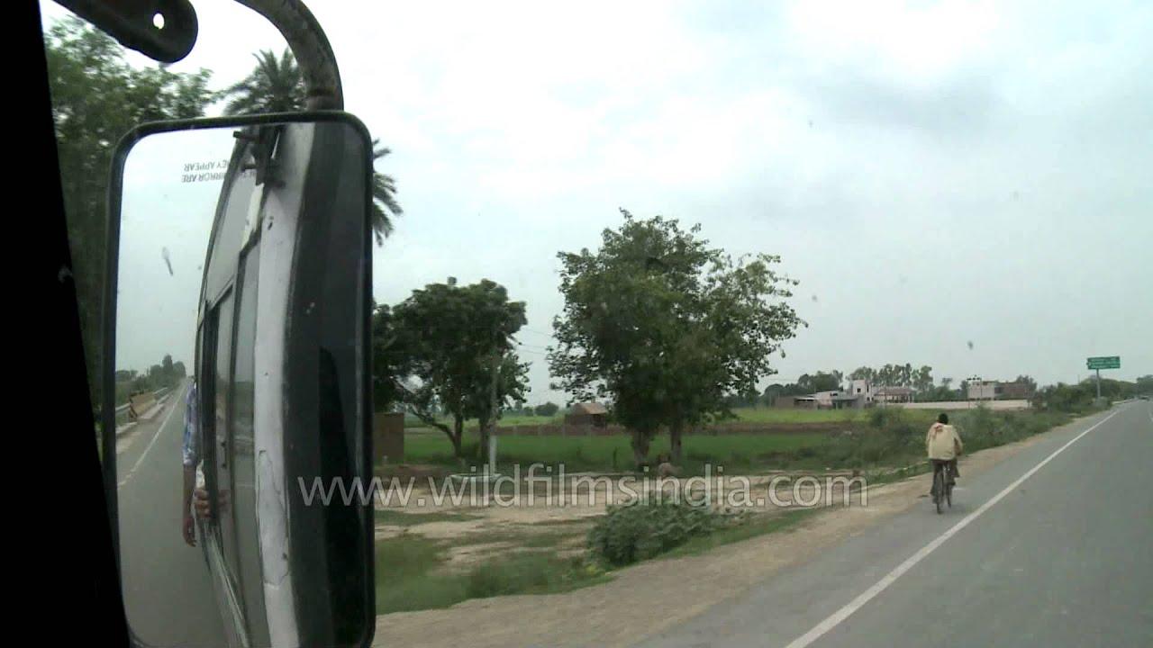 Highway To Wagah Attari Border