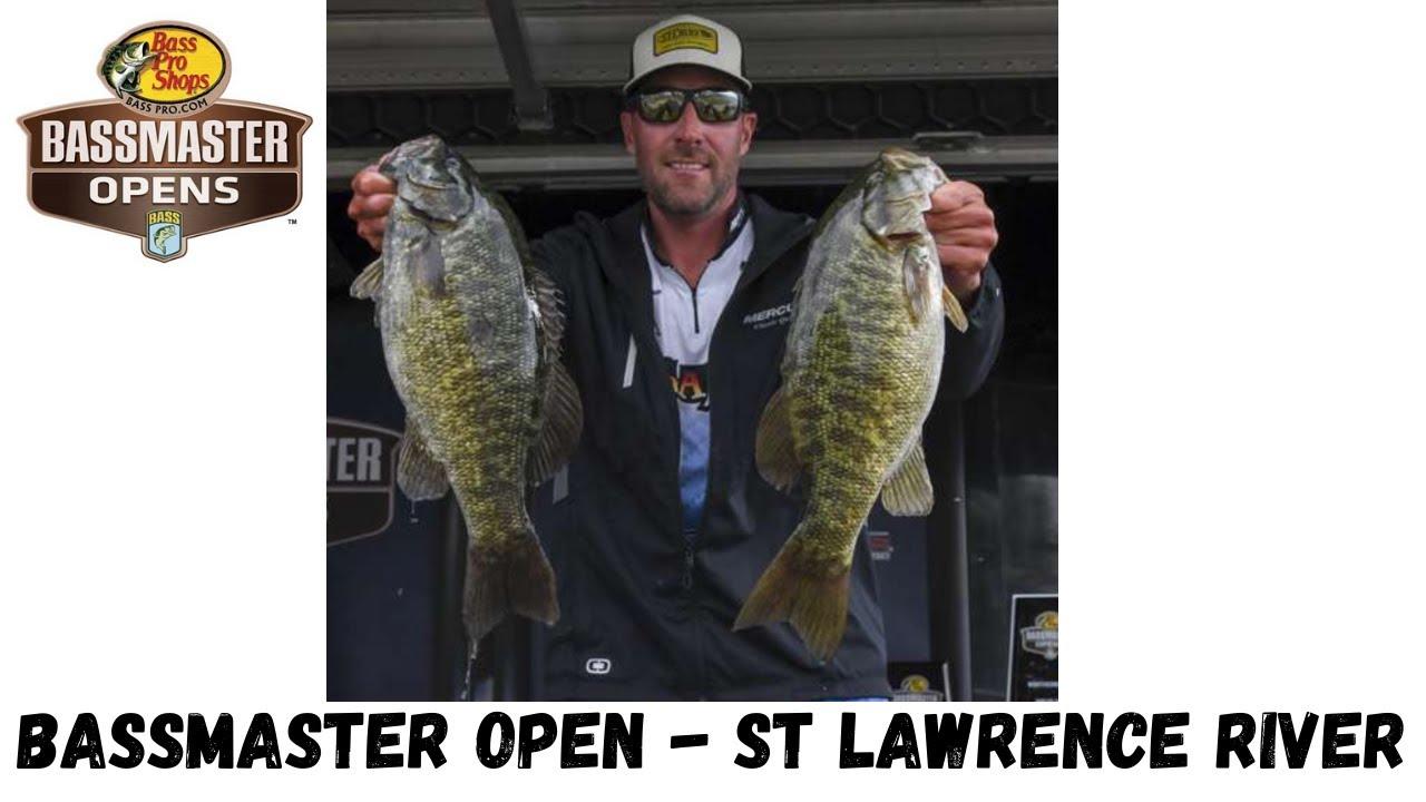 Download St Lawrence River Bassmaster Opens final event of 2021