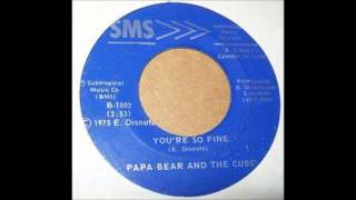 Papa Bear & The Cubs  - You