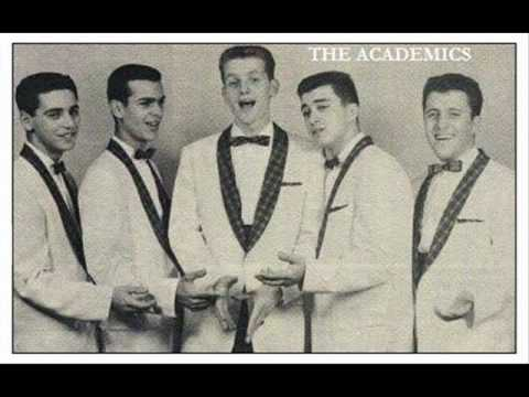 DARLA, MY DARLIN' ~ The Academics (1956)