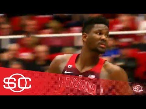 Deandre Ayton's stellar freshman campaign at Arizona has him contending for No. 1 pick | ESPN
