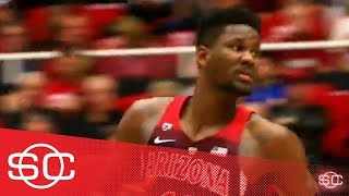 Deandre Ayton's stellar freshman campaign at Arizona has him contending for No. 1 pick | ESPN