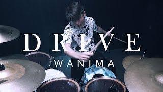 WANIMA「Drive」ドラム叩いてみた