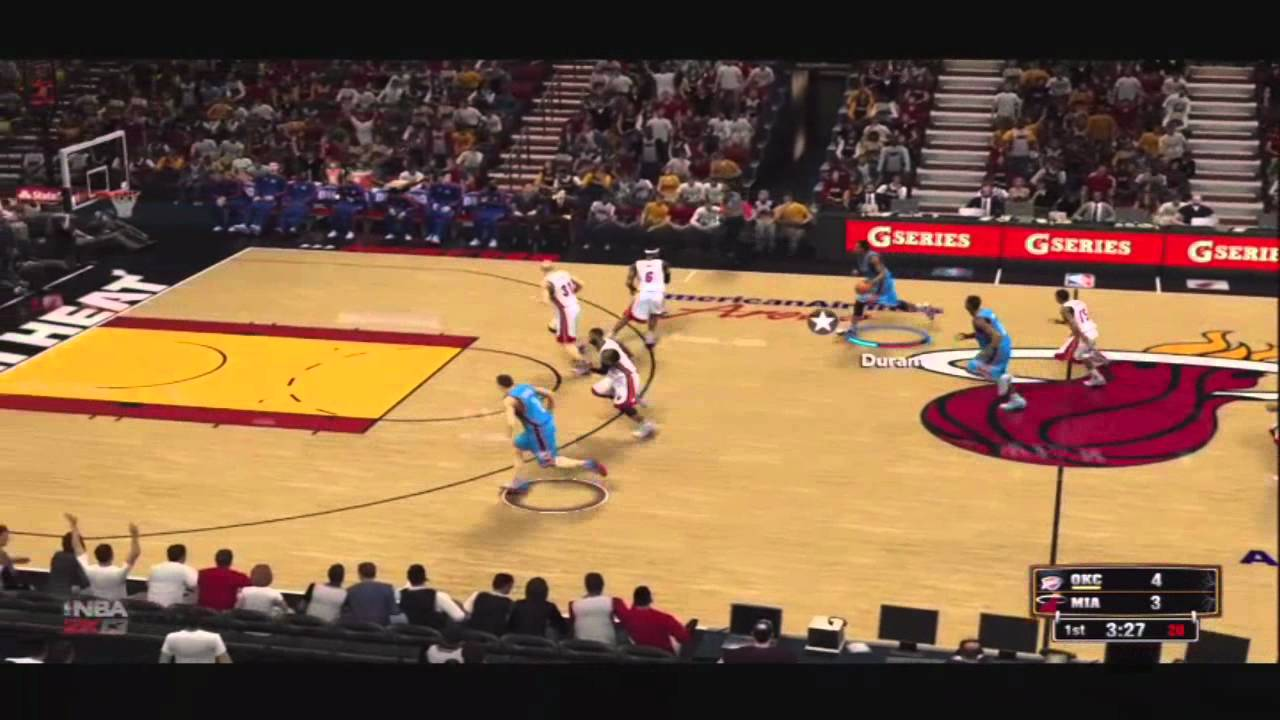 NBA 2K13 Demo Gameplay- First Impressions