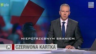 """FULL HD - Wpadka Polsatu - """"Niepotrzebne sranie..."""" + Plus II cz. (jedna emisja)"""