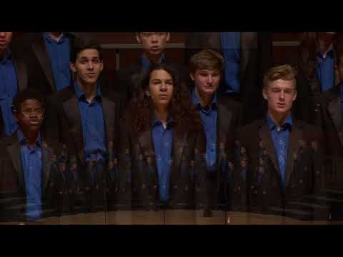 Grandview High School Supermen Chorus - Wade in the Water