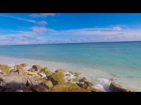 Diego Garcia Beach Vid