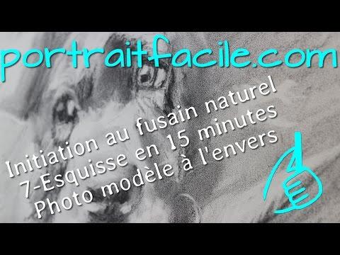 cours-d'initiation-au-fusain-naturel-:-exercice,-esquisse-à-l'envers-en-15-minutes