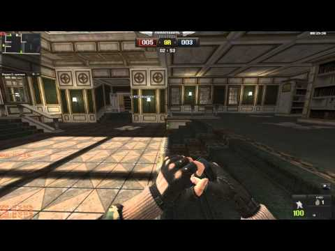 White*LORDS vs GL*GolD*LotoS** (PointBlank)
