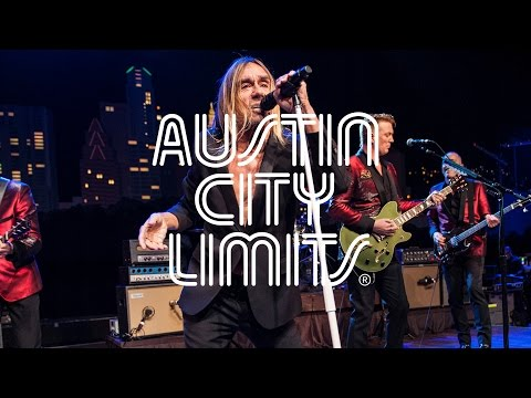 Iggy Pop on Austin City Limits