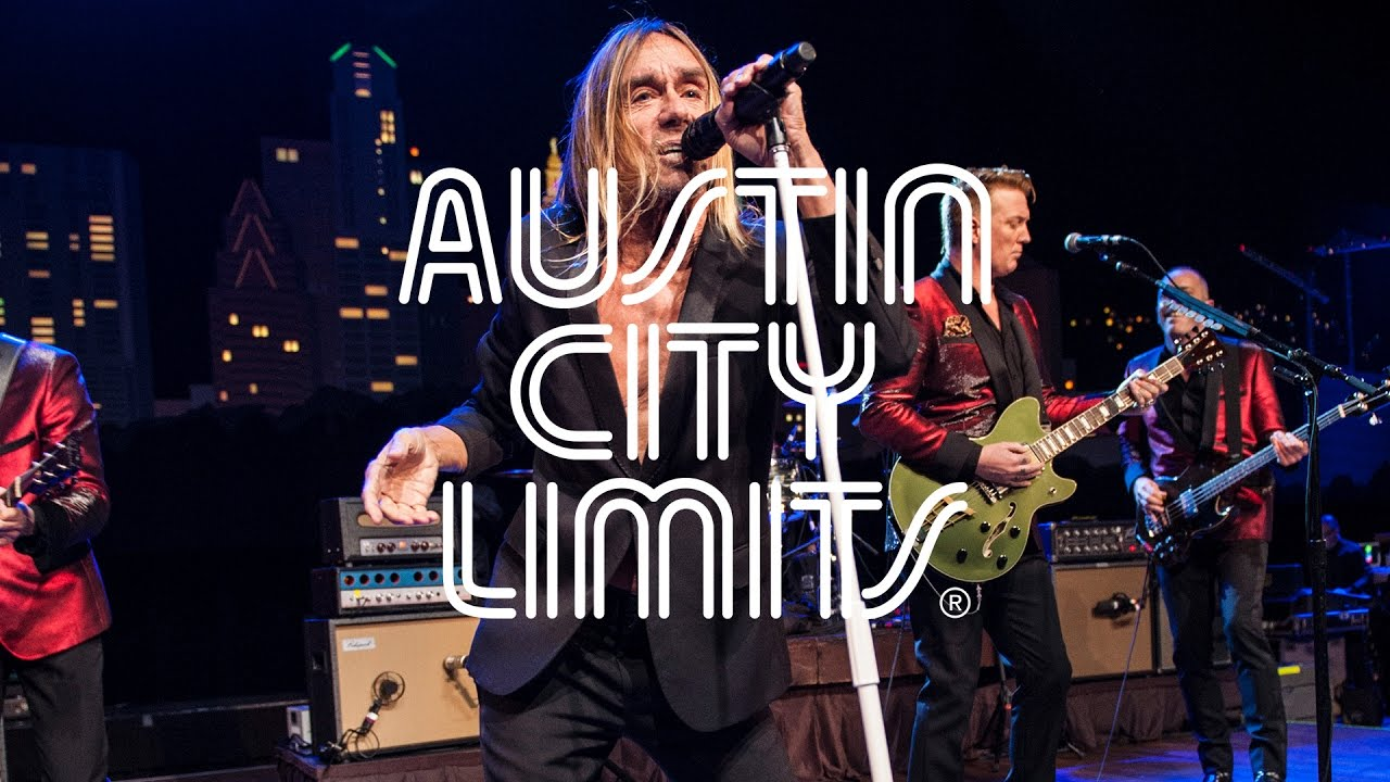 """Download Iggy Pop on Austin City Limits """"Lust for Life"""""""
