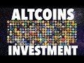 Altcoins Investment | What I Look For When Investing Into Altcoins? | It's Not Hype