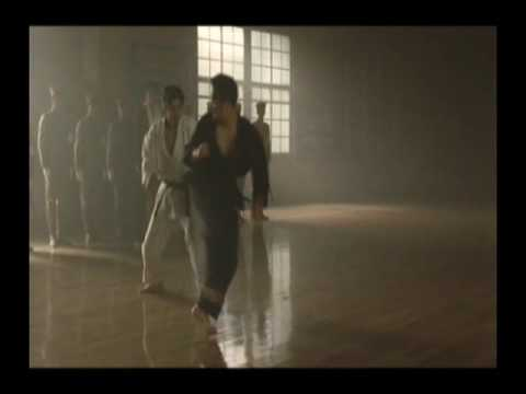 black belt music video