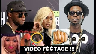 Remy Ma RAN DOWN on 2 Chainz over Nicki Minaj Beef👊👊👊🏃😳 Video Proof PAPOOSE & Rem Don