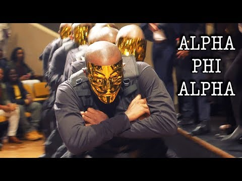 |Vlog No. 7| : Texas A&M Alpha Phi Alpha Fraternity Probate