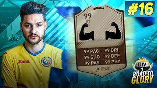 FIFA 17 MOST EFFECTIVE CHEAP STRIKER IN ULTIMATE TEAM - ROAD TO GLORY #16