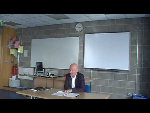 Dr Eamon Maher - National Centre for Franco-Irish Studies, IT Tallaght