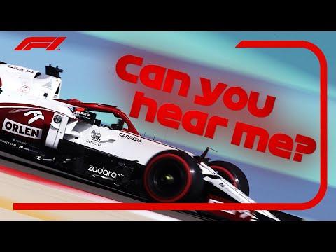 Silent Kimi, Max Unplugged And The Best Team Radio | 2021 Bahrain Grand Prix
