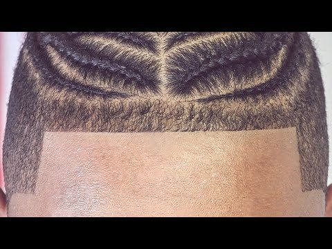 FULL LENGTH TUTORIAL: BRAIDED UNDERCUT W/ SIDEBURNS HD !