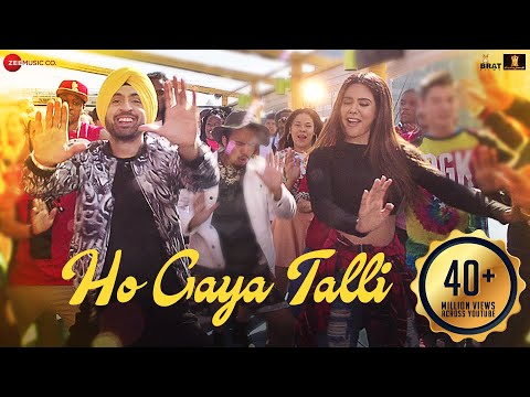 Ho Gaya Talli | Super Singh | Diljit Dosanjh & Sonam Bajwa | Jatinder Shah