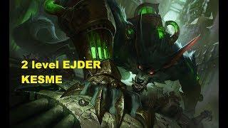 League of Legends 2 level 'de ejder kesme!!!!