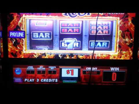 Red Hot 7s Respins slot $1