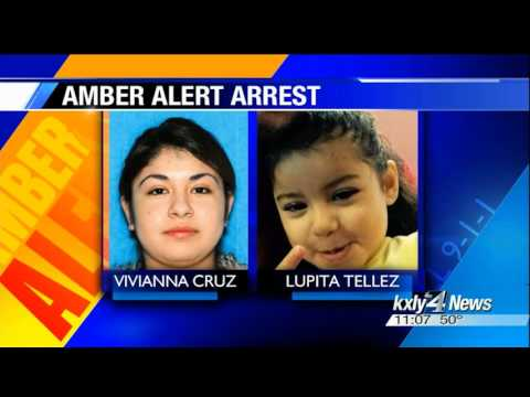 Amber Alert issued for 3-year-old Yakima County girl