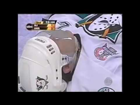 Top 10 Hardest NHL Hits Ever