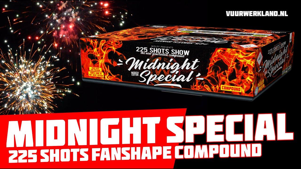 8208 Midnight Special, de beste keus van 2020! Super-vuurwerk-show!