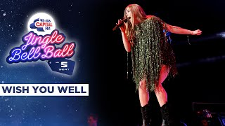 Sigala Ft. Becky Hill - Wish You Well (Live at Capital's Jingle Bell Ball 2019) | Capital