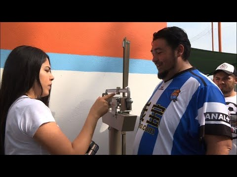 In Mexico, a football tournament to spur weight loss