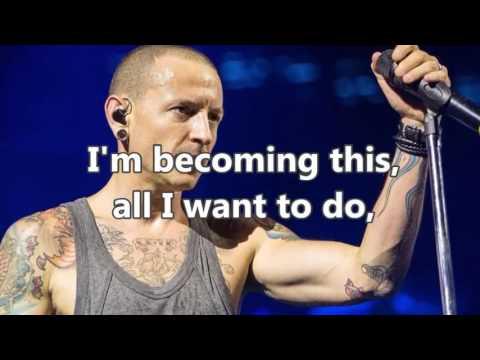 Linkin Park - Numb (lyrics, Chester tribute video, 20.7.2017)