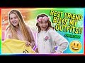 Best Friend Buys My Outfits Ft Kayla Vanessa We Are The Davises