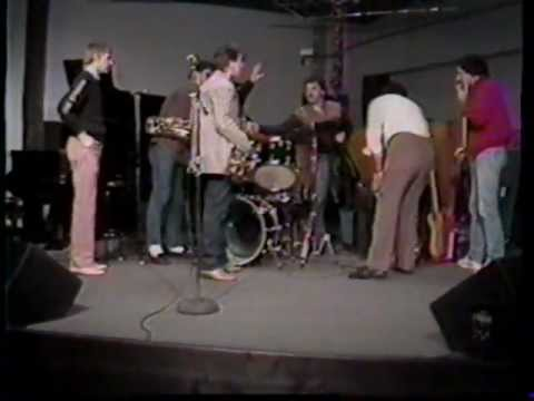 Trash Site Blues Band - Christmas time in Syracuse 1987