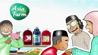 Asia Farm Commercial for Cordial Syrup