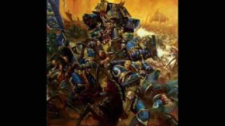 Warhammer 40k-Space Marines-The Battle of Kerak