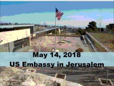 Antichrist Trump Speeds Up Jerusalem Embassy: His Time Is Short, Rev 12:12