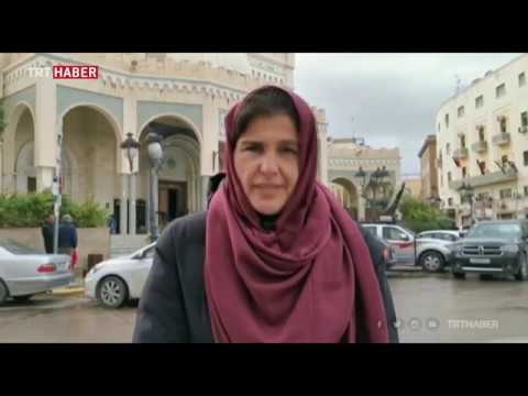 Libya'da Cuma namazı