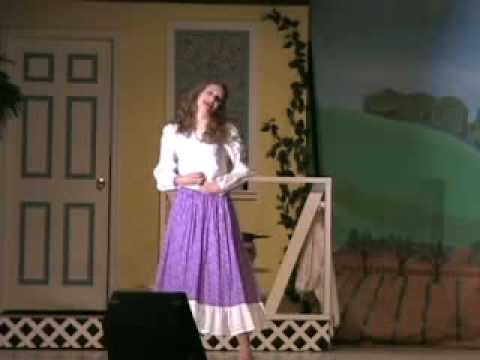 I Caint Say No Oklahoma Jayne Gallagher as Ado Annie