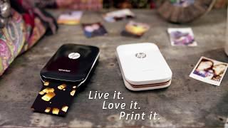 HP Sprocket Photo Printer- Ήρθε στη MediaMarkt