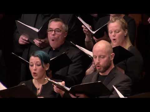 Cleveland Chamber Choir - Wie liegt die Stadt so wüst, Rudolf Mauersberger