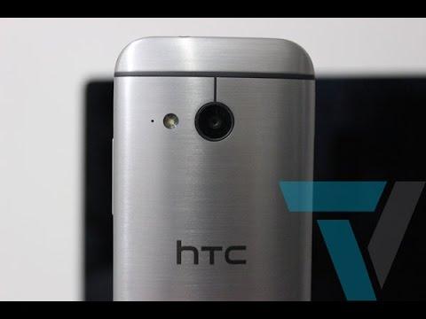 فتح الصندوق و نظرة أولية على هاتف HTC One mini 2