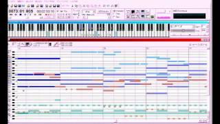 【MIDI】【DTM】【MSP】 【Cover Music】【MSP・MIDI演奏】 【MIDI Trac...