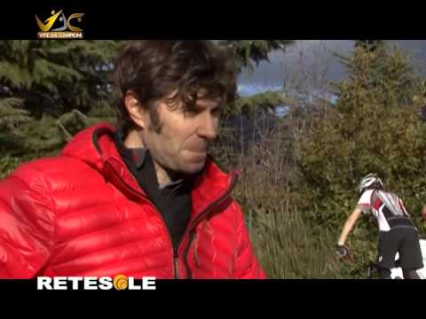 Vite da campioni bike trial Diego Crescenzi Retesole