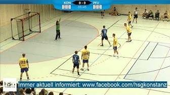 🔴 Livestream HSG Konstanz: Heimspiel 3. Bundesliga vs. VfL Pfullingen FULL-HD live 🔴