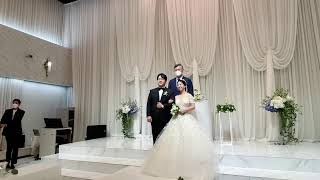 10/16 서정균&김혜림 결혼식라이브